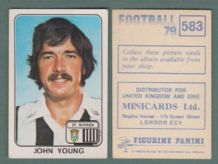 St Mirren John Young 583